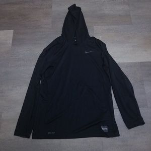 Nike Elite Basketball Hooded Pullover Medium